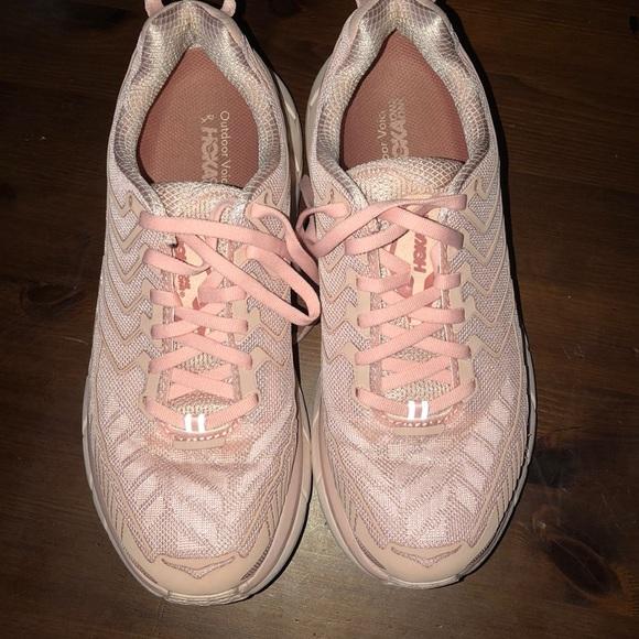 Outdoor Voices X Hoka Tennis Shoe